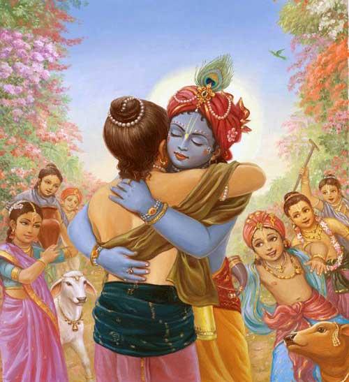 Servants of the Servants: Caring for Krishna's Devotees