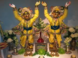 Sri Sri Niati–Gaura-nataraja Carpinteria, California