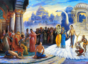 Rama-returns-to-Ayodhya