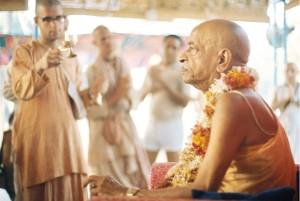 Srila Prabhupada Guru-puja Juhu