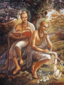 Rupa Gosvami and Sanatana Gosvami