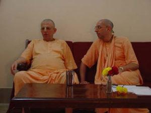 Niranjana Swami and Sridhar Swami