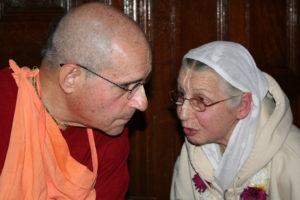 GRS with Mother Kulangana