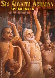 Advaita-Acarya-Appearance