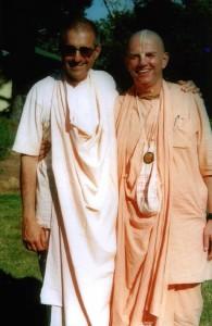 Sridhar Swami y Mayapur 2