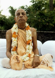 Prabhupada-on-Juhu-Terrace