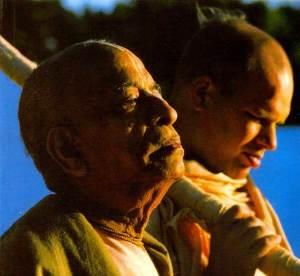 SP y Brahmananda