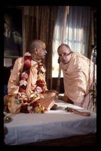 SP y Brahmananda P