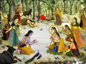 Uddhava and the gopis, Feb 6