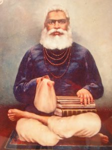 Bhaktivinoda-Thakura-with-books 2