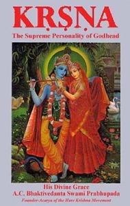 Krsna Book Cover