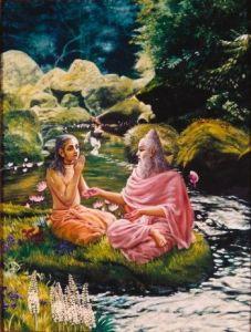 Maitreya y Vidura
