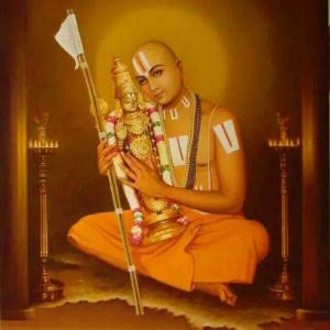 Ramanujacharya-with-his-beloved-Lord