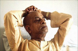 Srila-Prabhupada-with-hands-on-head